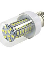 4.5W E27 Lâmpada Redonda LED T 69 SMD 5730 420 lm Branco Quente Branco Frio V 1 pç