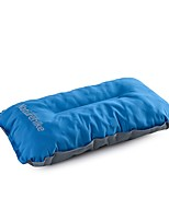 Portable Camping Pillow Blue Camping Traveling