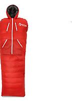 Sleeping Bag Mummy Bag Single 5 Duck Down70 Camping Traveling Outdoor Indoor Waterproof Breathability JUNGLEBOA