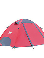 2 persons Tent Double Fold Tent One Room Camping Tent 2000-3000 mm Oxford Waterproof-Camping