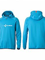 Hiking Jacket Unisex Windproof Winter Polyester Light Blue S / M / L / XL / XXL Cycling/Bike