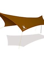 徽羚羊 > 8 человек Навесы и капюшоны Автоматический тент Однокомнатная Трехкомнатная ПалаткаВодонепроницаемый Воздухопроницаемость