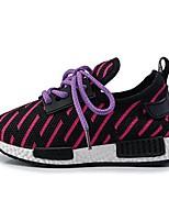 -Девочки-Для прогулок Повседневный Для занятий спортом-Тюль-На плоской подошве-Удобная обувь-Спортивная обувь