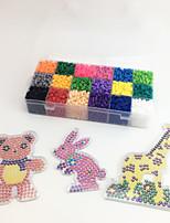 Набор для творчества Обучающая игрушка Пазлы Игрушки для рисования Оригинальные и забавные игрушки Rabbit Птица БабочкаПластик