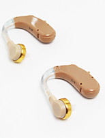 ANOX C-109 Digital Rechargeable Pocket Hearing Aid in Ear Earphone Type Sound / Voice Amplifier Acousticon