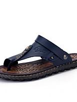 Men's Slippers & Flip-Flops Spring Comfort PU Casual