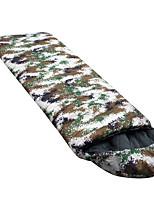 Sleeping Bag Rectangular Bag Single 0 Hollow Cotton75 Hiking Camping Portable Keep Warm