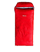 Sleeping Bag Liner Rectangular Bag Single 0-14 Polyester Duck DownX80 Hiking Camping Traveling Portable