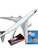 Plane Toys Car Toys Plastic White Model & Building Toy