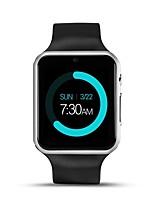 La montre intelligente de Lemfo SmartWatch Android iqi iw08 prend en charge le moniteur de fréquence cardiaque de 2g gps avec un téléphone
