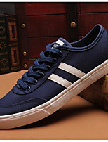 Men's Sneakers Spring Comfort Light Soles Canvas Casual