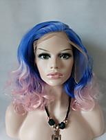 Material material perucas para mulheres estilo mostrado cor traje perucas cosplay perucas