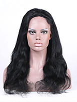 Beata Hair Brazilian Virgin Hair  Human Hair Wigs For Black Women Body Wave Glueless Lace Front Wig 130% Density