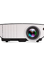 LCD WVGA (800x480) Projecteur,LED 2000 Mini Portable HD Projecteur