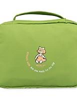 Luggage Organizer / Packing Organizer Toiletry Bag Cosmetic Bag Portable for Travel StorageGreen