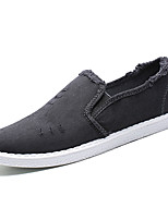 Men's Loafers & Slip-Ons Spring Fall Comfort PU Outdoor Walking