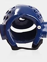 Головной убор для Тхэквондо Бокс Унисекс Регулируемый Дышащий Защитный Спортивный ПУ (полиуретан) 1pcs