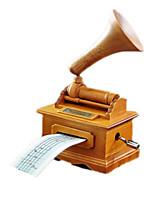 музыкальная шкатулка Проектор Товары для отпуска Дерево Универсальные