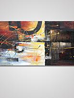 Impression sur Toile Abstrait Moderne Classique,Un Panneau Toile Horizontale Imprimer Art Décoration murale For Décoration d'intérieur