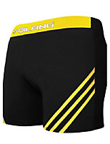 Homme Bandeau Bas Sport,Polyester Rayure