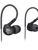 Befo diy se215m spe med et mikrofon trådstyret støjreduktion hifi headset i-øret telefon computer headset
