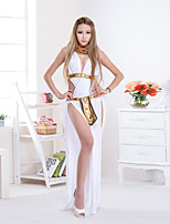 Sexy Egyptian Cleopatra Costume Ladies Cleopatra Roman Toga Robe Greek Goddess Medieval Dress Fancy Costume Outfits