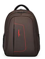Hosen hs-308 15 polegadas laptop saco unisex nylon impermeável respirável pacote de negócios saco de ombro para computador ipad e tablet