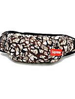 Поясные сумки для Фитнес Активный отдых Путешествия Велосипедный спорт Бег Спортивные сумкиВодонепроницаемый Дожденепроницаемый