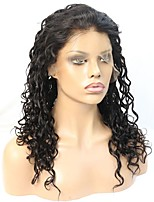 Illusion Hairline Human Hair Lace front Wig For Blackwomen with Baby Hair
