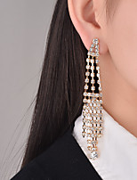 Dangle Earrings Rhinestone Euramerican Fashion Personalized Rhinestone Jewelry Jewelry For Party Special Occasion Daily Casual Outdoor1