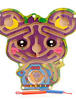 Toys Games & Puzzles Mouse Wood