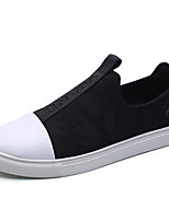 Men's Sneakers Spring Summer Light Soles Stretch Satin Casual