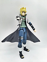 Anime Action Figures Inspired by Naruto Minato Namikaze PVC CM Model Toys Doll Toy