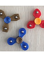 Fidget Spinner Finger  EDC Hand Spinner Tri For Kids Autism ADHD Anxiety Stress Relief Focus Handspinner Toys Gift Ramdon Color