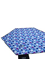Moistureproof/Moisture Permeability Portable Camping Pad Blue Camping Traveling