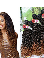 Locken Curly Flechten Haarverlängerungen Kanekalon Haar Borten
