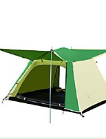 3-4 persons Double One Room Camping TentCamping