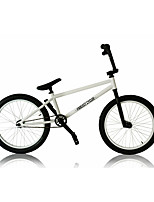 BMX Bike Cycling Others 20 Inch Ordinary Fixed Steel Frame Non-Damping Monocoque Anti-slip PVC Steel