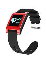 M68 Deep Waterproof  Blood pressure Heart Rate Sleep Monitoring Healthy Exercise Bluetooth Sports Smart Wristbands / Elderly Health Wear