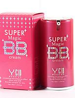 1Pcs Faced Foundation Concealer Makeup Skin Whitening Bb Creams Sun Block Spf25 Pa  Cosmetics