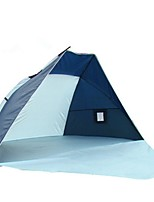 2 personnes Unique Une pièce Tente de campingPlage Voyage