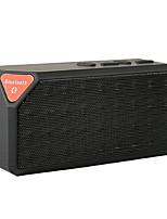 X3 cube haut-parleurs bluetooth portables haut-parleur de subwoofer sans fil carte mini-carte audio intelligente externe