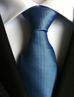 Men's Polyester Neck TieParty Work Casual Dots All Seasons W0007