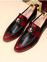 Men's Wedding Shoes Spring Comfort Leatherette Wedding Casual