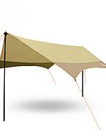 5-8 человек Световой тент Один экземляр Складной тент Однокомнатная Палатка 2000-3000 мм Железо ОксфордВлагонепроницаемый