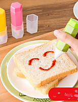 3 Pc Onigiri Food Writing Pen Baking Biscuit Cake Painting Sauce Decorating Mold DIY