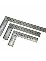 Инструмент для измерения угла ангела из нержавеющей стали с высотой стенки 300 мм 90 градусов (один кусок)