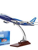 Plane Toys Car Toys Plastic Blue Model & Building Toy