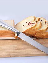 חלק 1 עוגת קאטר ללחם פלדת אל חלד איכות גבוהה לא דביק ידידותי לסביבה חג