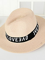 Men in Western Cowboy Hat Summer Folding Beach Outdoor Tourism Wide Brim Hawaii Folding Soft Sun Hat